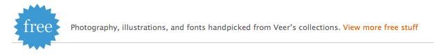 Veer Free Fonts Fridays