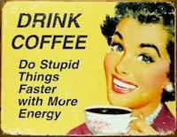 Drink Coffee Joke image