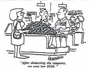 Grocery Cartoon image