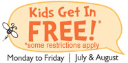 kids get in free