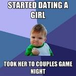 Games Night Meme