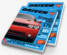 Canadian Tire Driver Magazine image