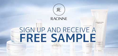 Racinne free sample image