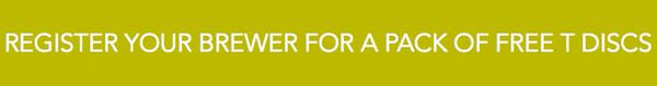 free t discs registration banner image