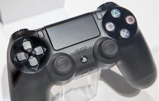 PlayStation 4 Controller image