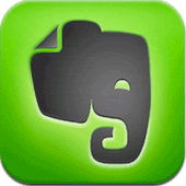 Evernote logo image