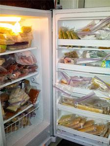 Freezer Stockpiling