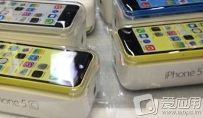iPhone 5c image