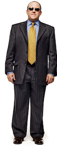 Large Open Suit Jacket image