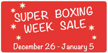 Boxing Week Coupons Canada